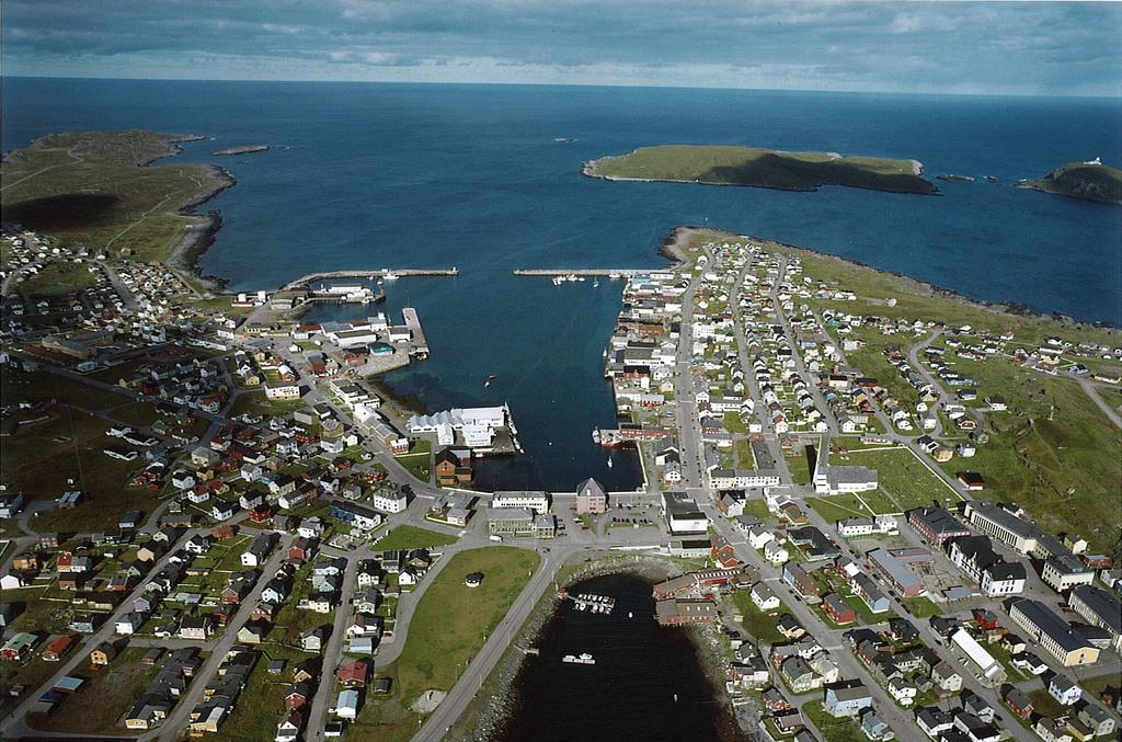Bilferie - Bilrute 3 - Barentshavet Vardø festning