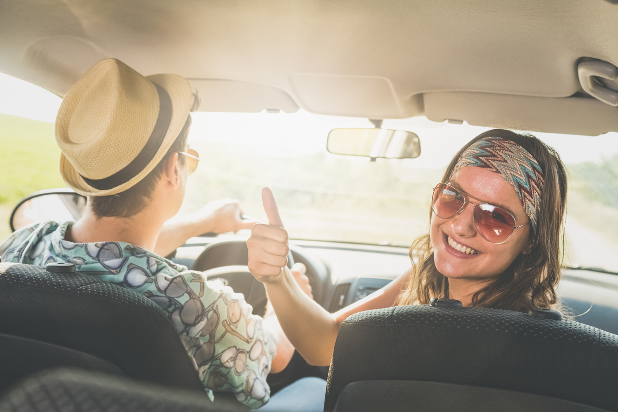 Leie bil i utlandet med kredittkort fra 365Direkte